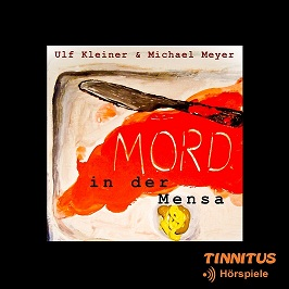 Mord in der Mensa - Cover